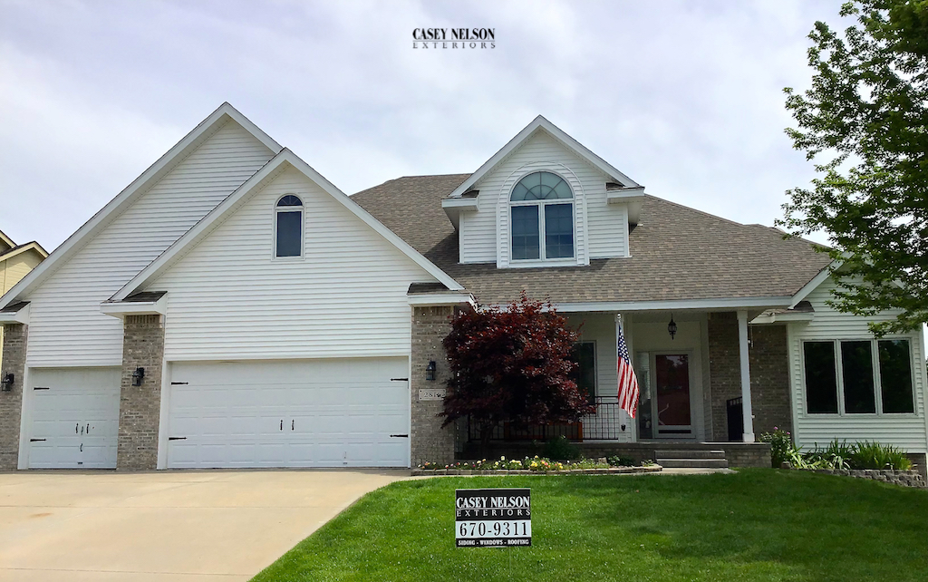 Vinyl Siding Contractor Lincoln and Omaha