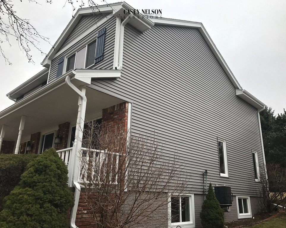 Vinyl Mastic Siding & Home Renovation