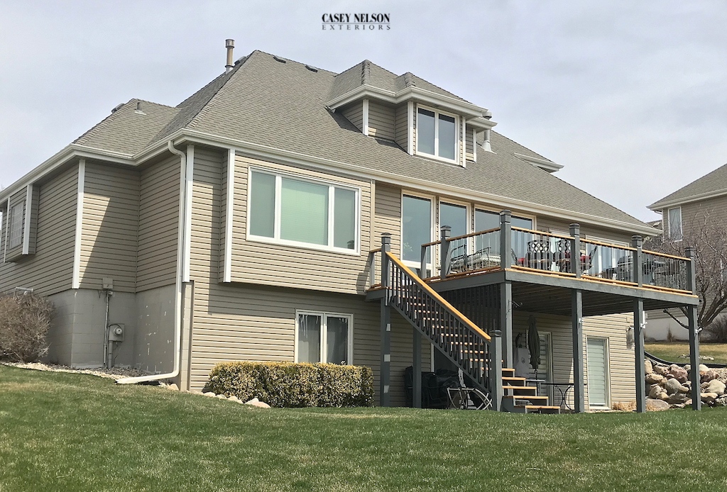 Lincoln, NE and Omaha, NE Vinyl Siding