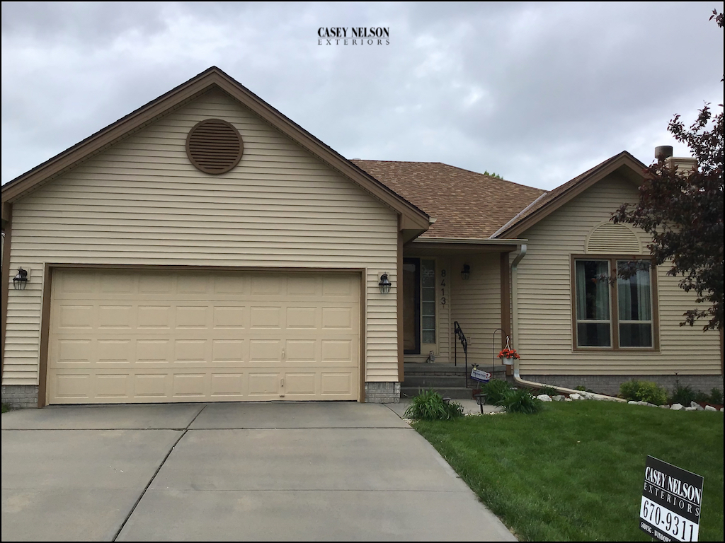 Lincoln, NE and Omaha, NE vinyl siding contractor