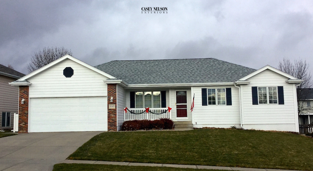 Roofing Contractor Lincoln Ne Casey Nelson Exteriors