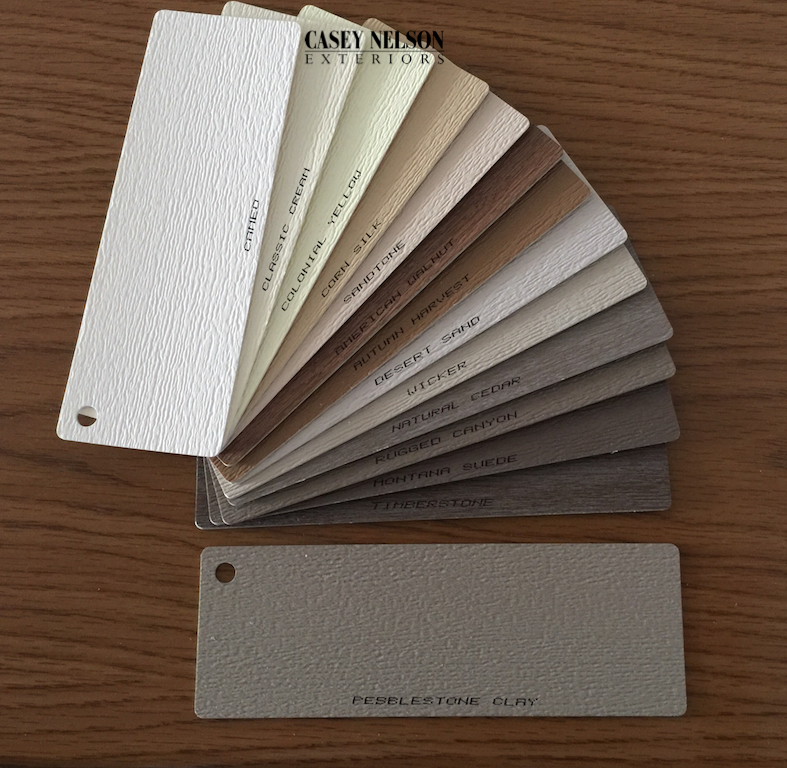 Pebblestone Clay Color Swatch