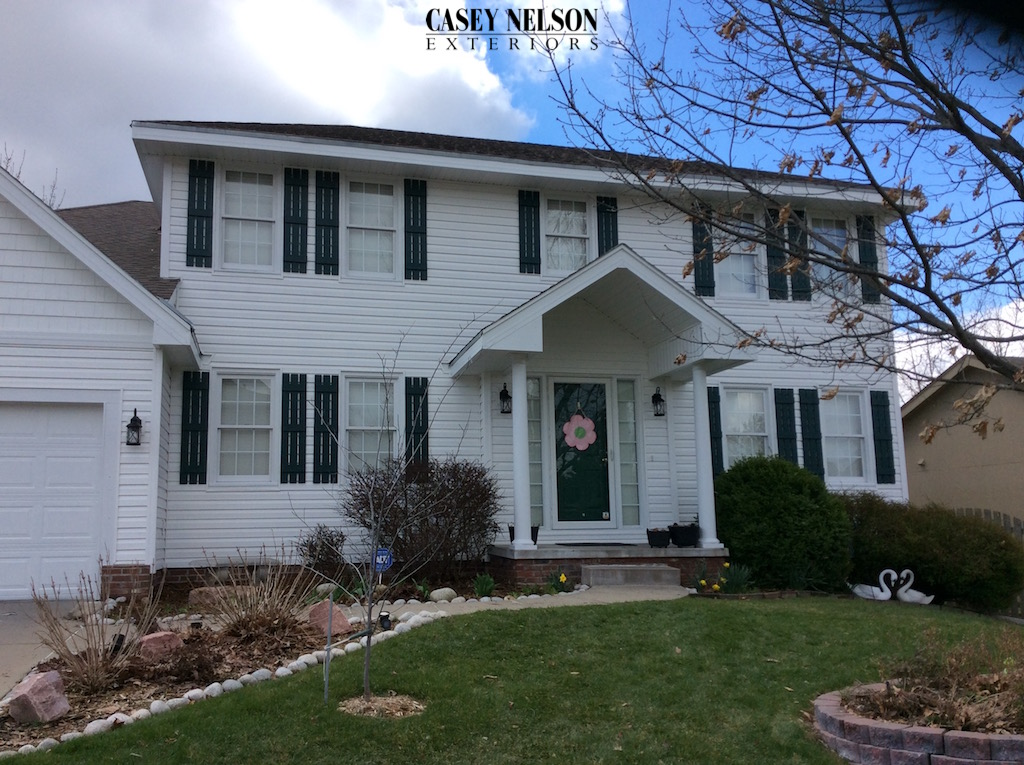 Design ideas casey nelson exteriors for Exterior remodel and design omaha