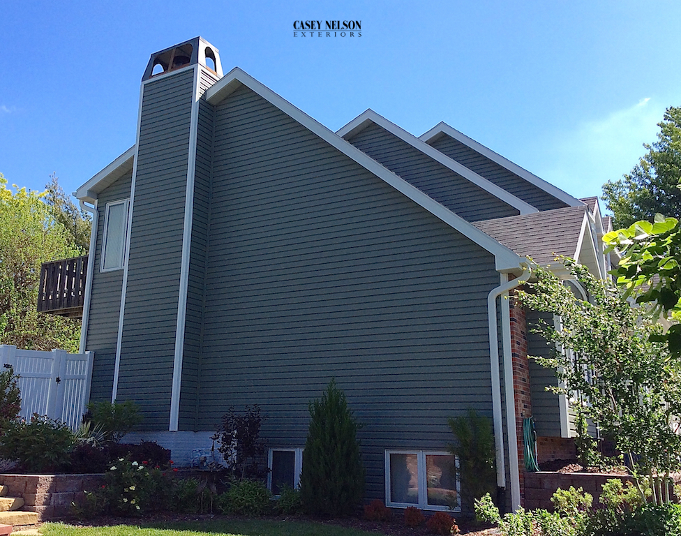 Quest Quiet Willow Vinyl Siding