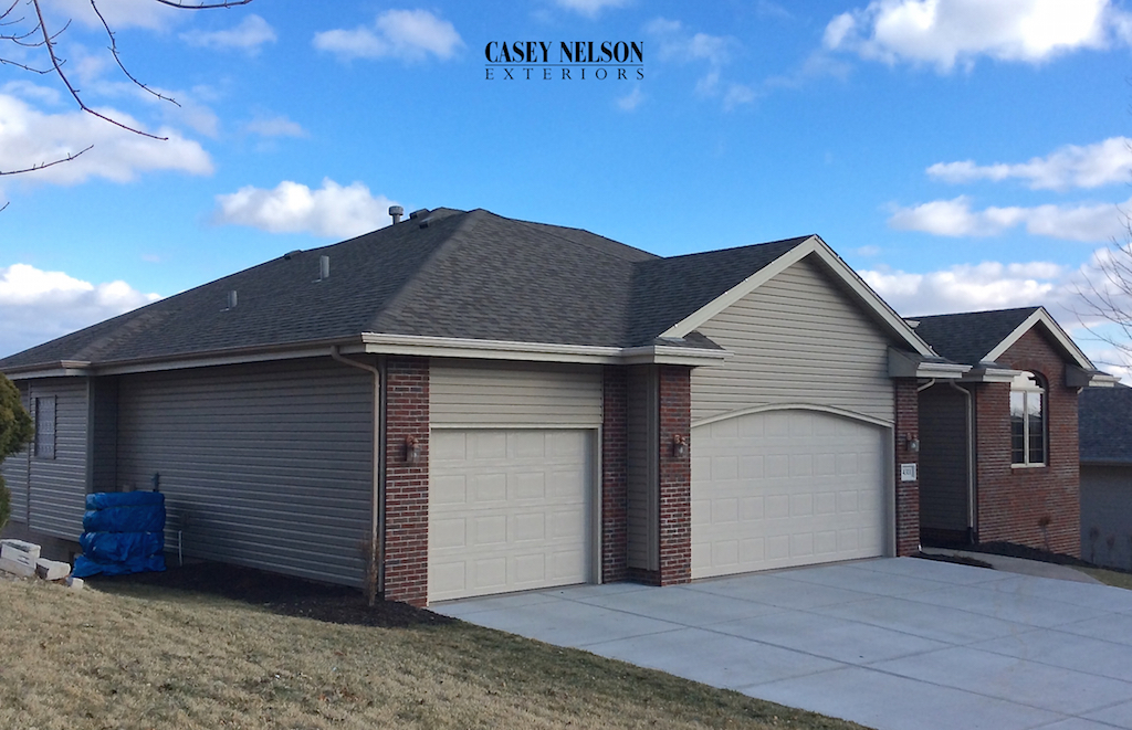 Lincoln Omaha Vinyl Siding Contractor